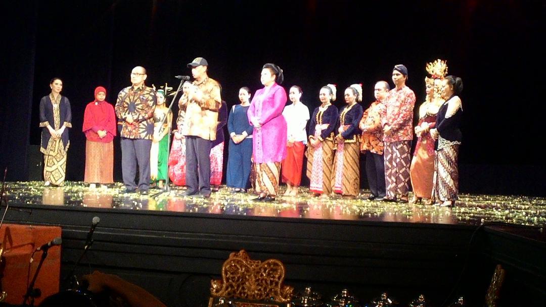 Festival Bedhayan 2018 Diselenggarakan Di Gedung Kesenian Jakarta