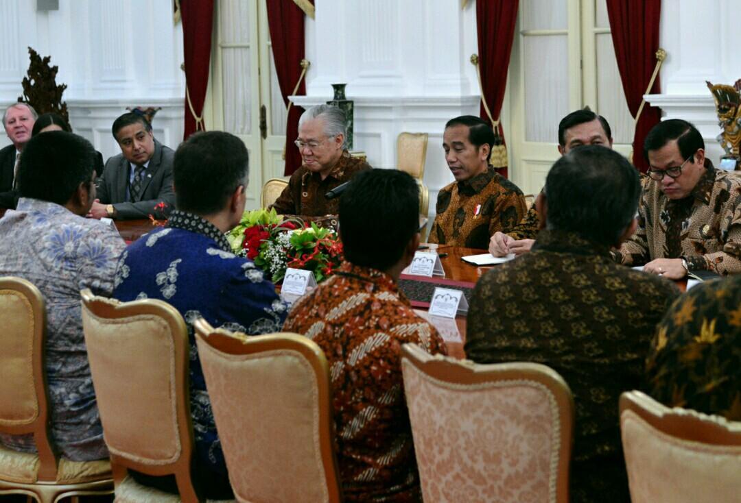 Dewan Bisnis AS-ASEAN Apresiasi Kenaikan Peringkat Kemudahan Berusaha Indonesia