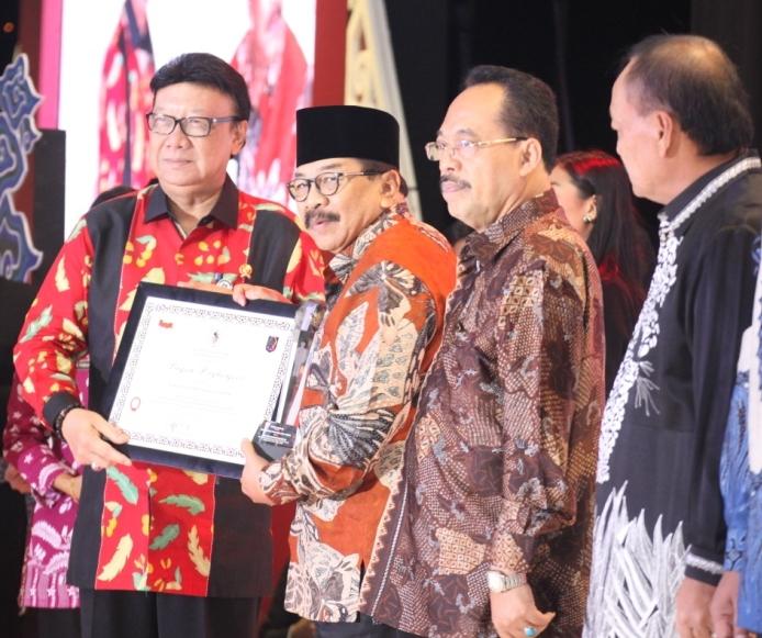Waw Jatim Terima Penghargaan 7 Kali Berturut-turut