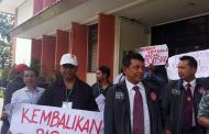 "Pedagang Pasar Merjosari Terus Lakukan Gugatan ""Class Action"""
