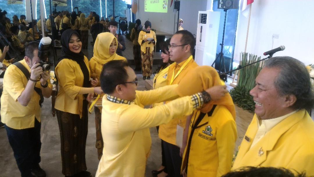 DPD Golkar DKI Jakarta Buka 33 Distrik Untuk Meningkatkan Elektabilitas