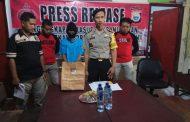 Polres Halbar Berhasil Menangkap Pelaku Pembunuhan di Kecamatan Ibu