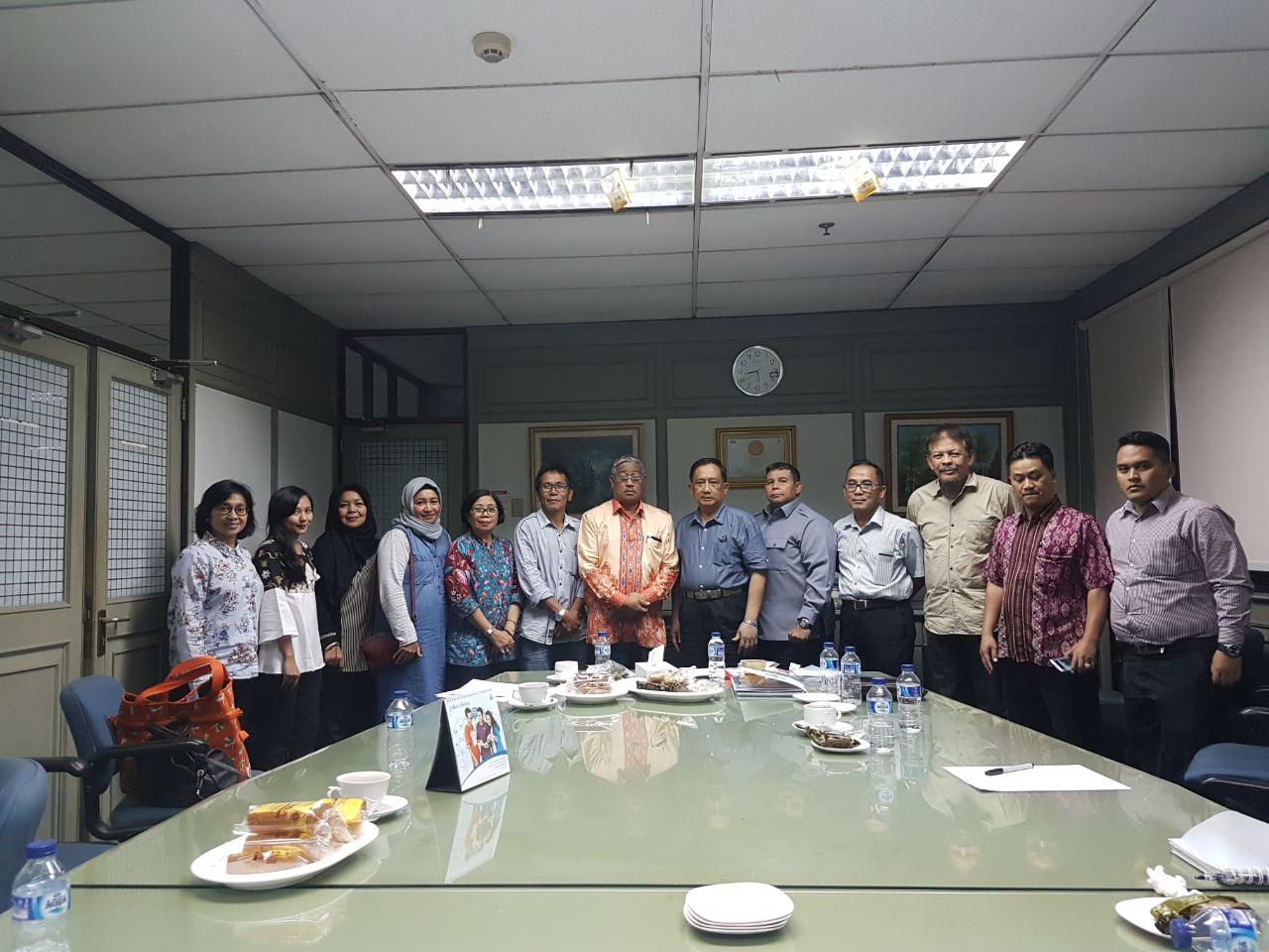 Rapat Koordinasi Pemkot Tidore dan KSBN Persiapan Sail Tidore