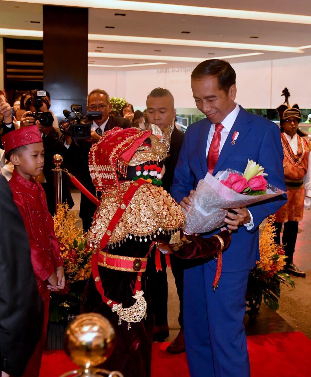 Bertolak ke Singapura, Presiden Hadiri KTT Asean