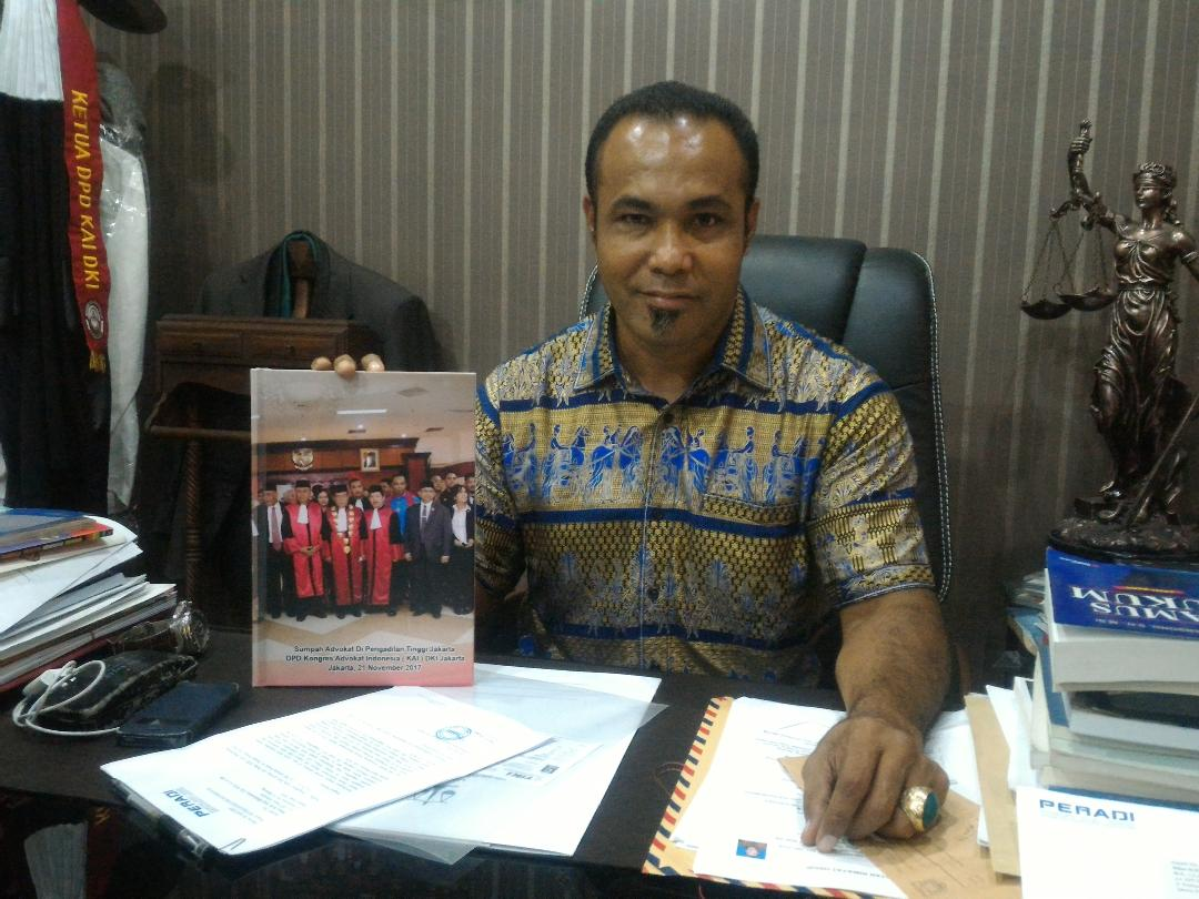 PERADI Pimpinan Fauzie Yusuf Hasibuan Dinilai Banci dan Tidak Profesional