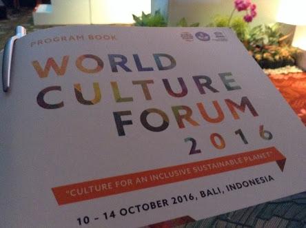 BPK Temukan Kelebihan Bayar Event Internasional WCF 2016 di Bali
