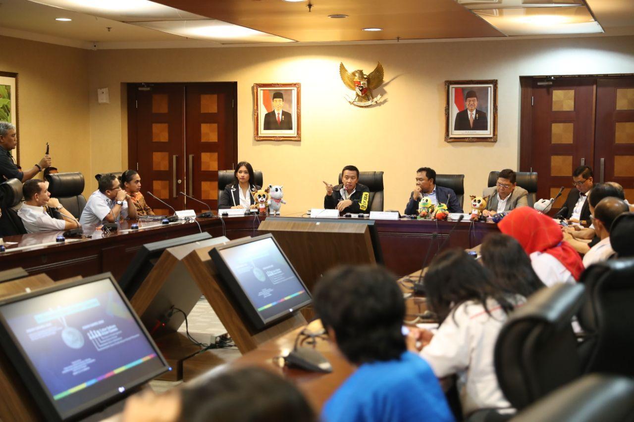 Asian Games 2018 Momentum Indonesia Jadi Negara Maju