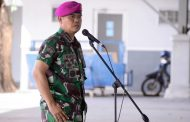 Jelang Rimpac 2018, ASOPS Dankomar Beri Arahan Prajuit Marinir