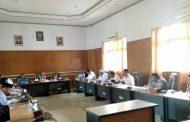 Tindaklanjut Permasalahan Desa, Komisi I DPRD Halbar Gelar RD