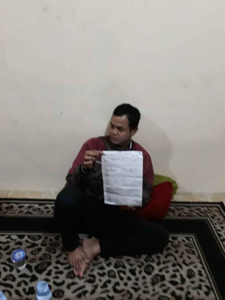 Perampasan Motor Oleh Debtcolector Makin Marak di Sukabumi