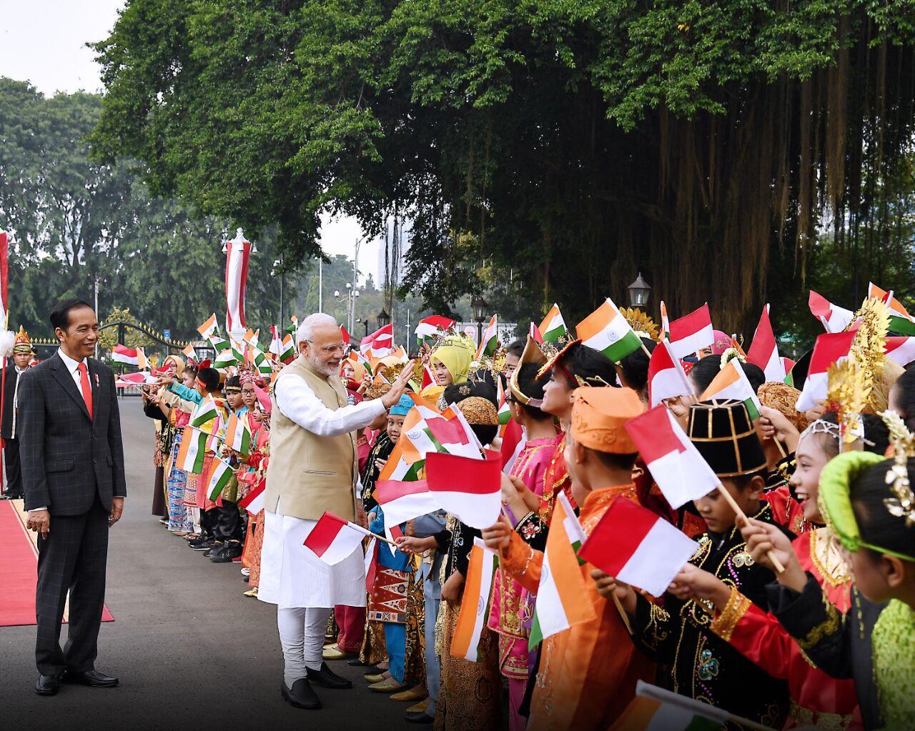 Ini 9 kesepakatan Indonesia-India saat Kunjungan PM Modi