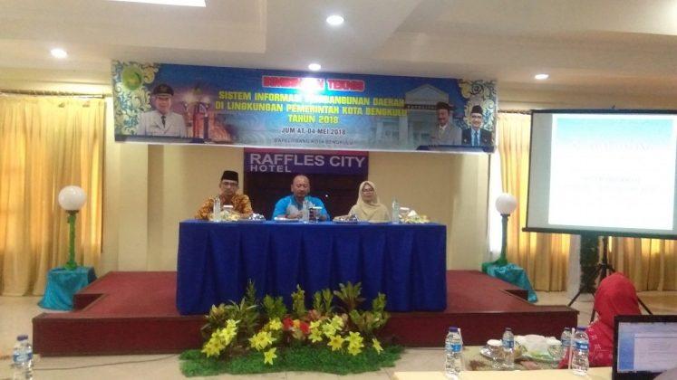 Bapelitbang Kota Bengkulu Gelar Bimtek SIPD – Beritalima.com