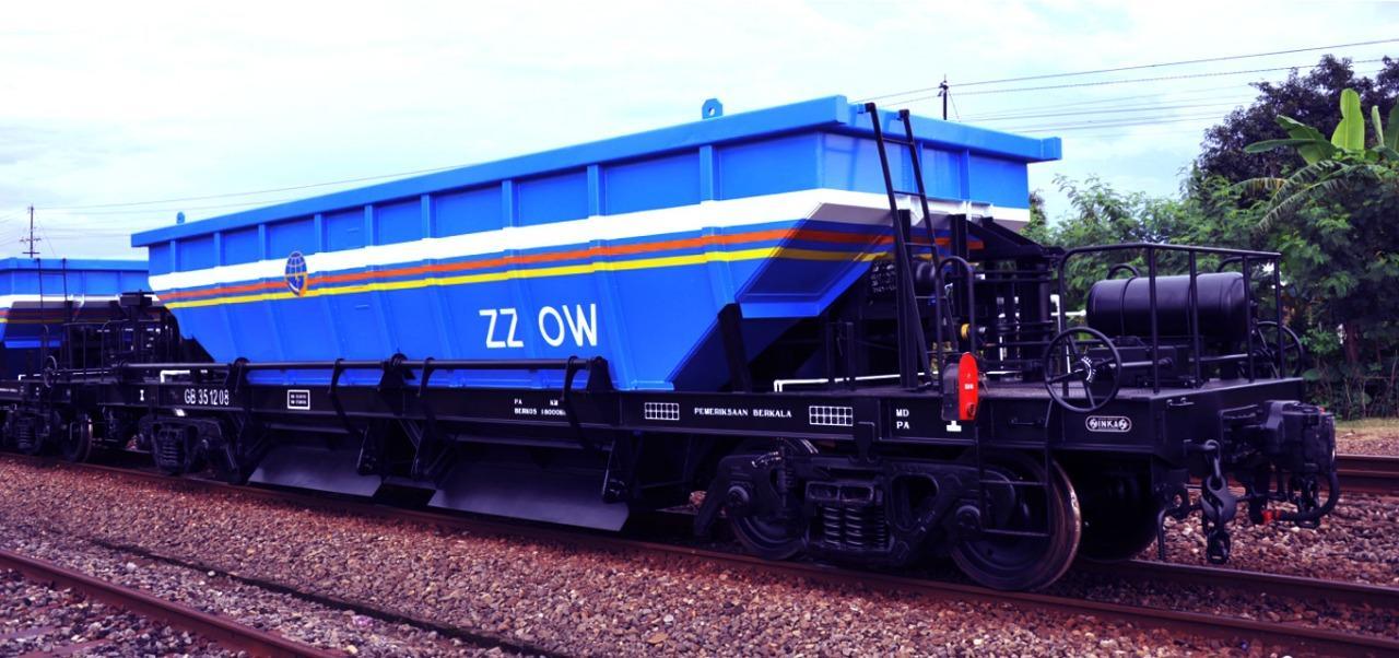 Produsen Kereta Api Bandara Minangkabau-Padang Sudah Mengekspor Produk