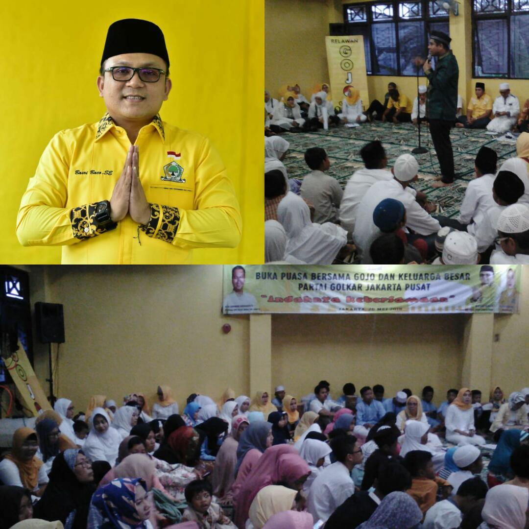 Agenda Tahunan Jaga Ukhuwah Islamiah Antara Kader dan Masyarakat