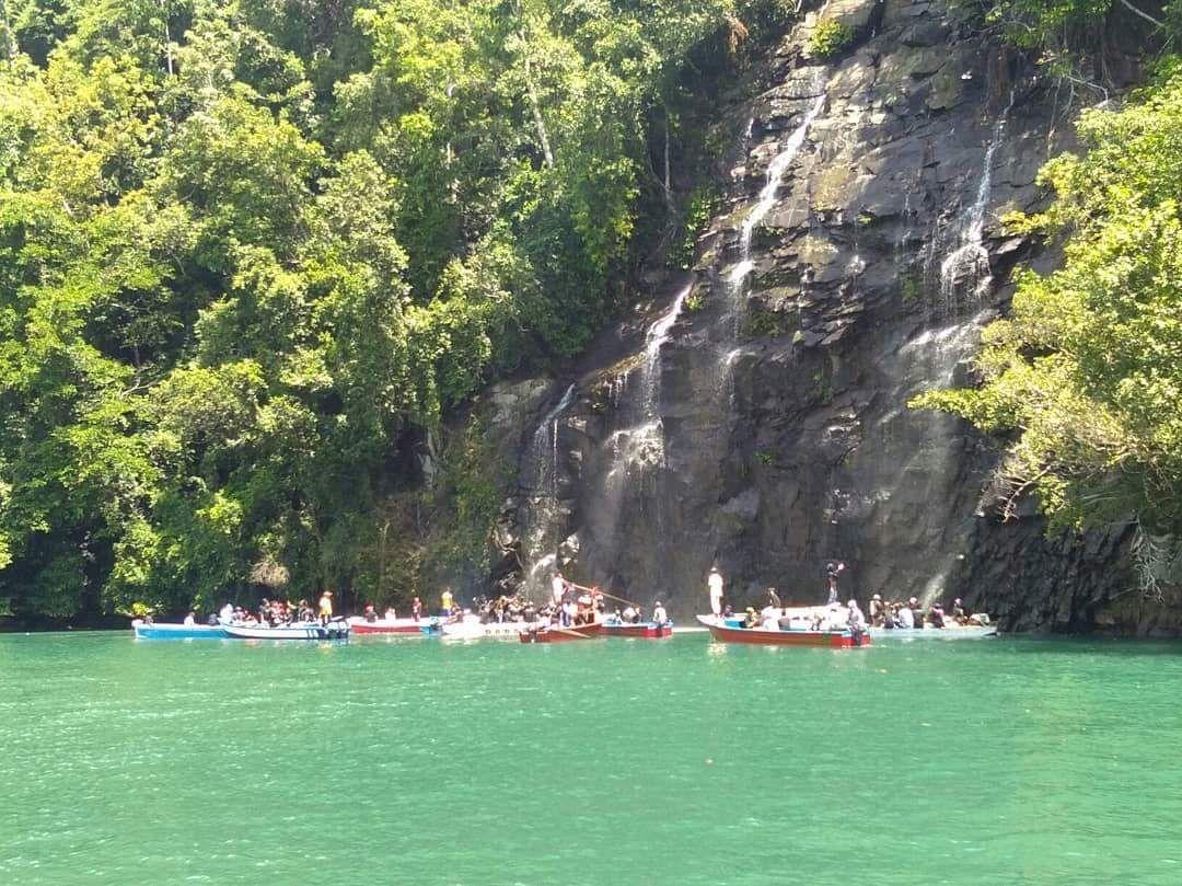 Rangkaian Satu Dekade Ftj 2018 Dengan Fun Trip Kahatola Dan Bbq In Pastofiri Island Beritalima Com