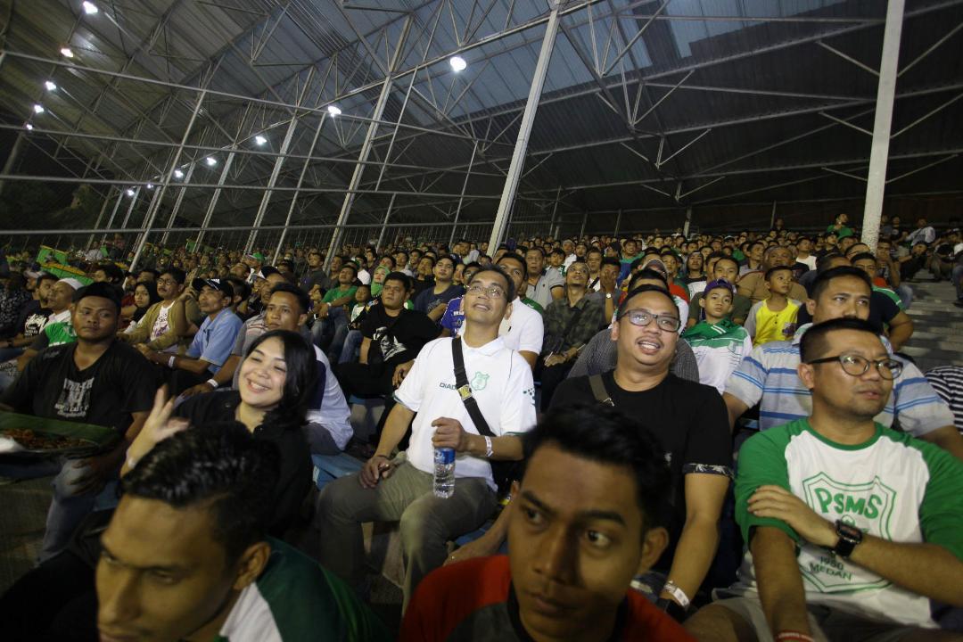 Sihar: PSMS Perlu Stadion yang Lebih Bagus