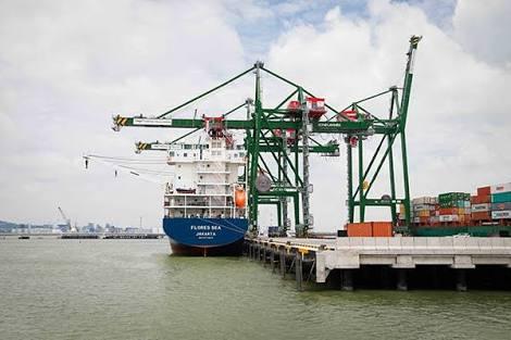 Pelindo III Perluas Container Yard Terminal Teluk Lamong
