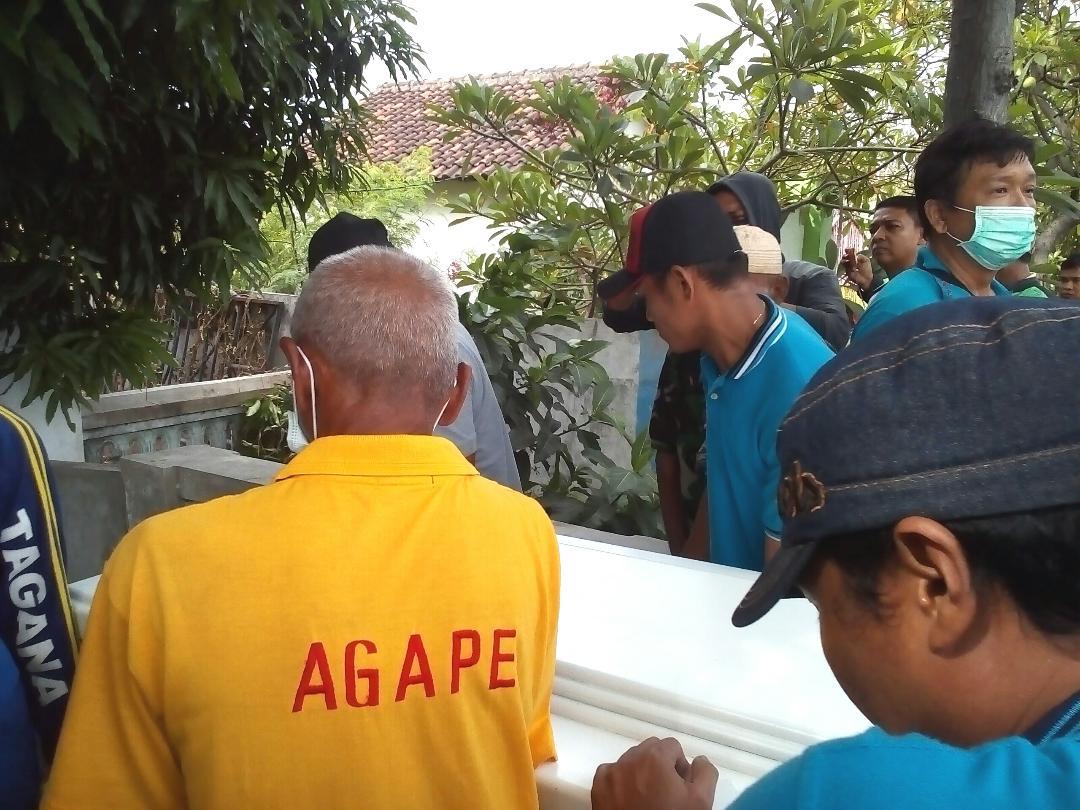 Pengebom Gereja di Surabaya, Dita dan Anaknya di Makamkan Sidoarjo