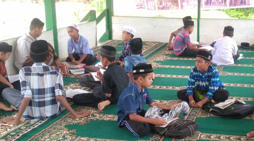 Ratusan Anak-Anak, Ikuti Pesantren Ramadhan Di-Bireuen