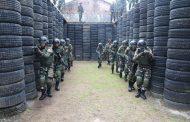 Latihan Tempur, Taruna Akmil di Yonif Mekanis Raider 411 Kostrad