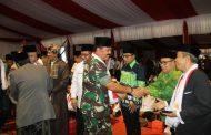Panglima TNI :  Silaturahmi Yang Erat Menjadikan Indonesia Tetap Bersatu