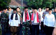 Safari Ramadhan Panglima TNI di Brigif Raider 13 Kostrad