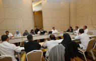 Rapat Penyusunan Peraturan Badan Keamanan Laut