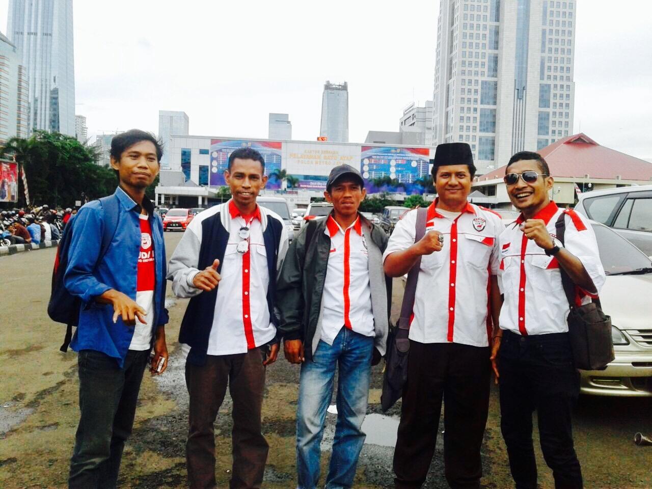 Ketum Pemuda LIRA, Indra Lesmana Geruduk Kantor Pusat PLN Dugaan KKN