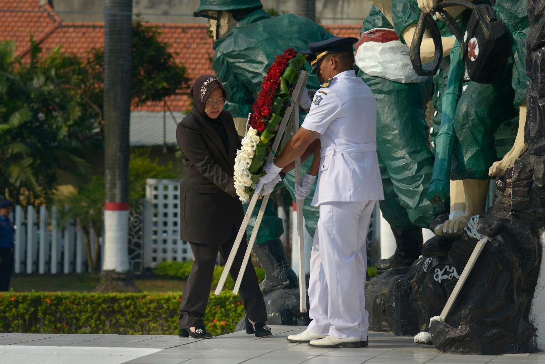 Forpimda Surabaya Bersinergi, Mengenang Jasa Para Pahlawan