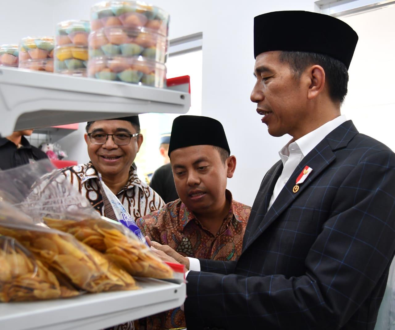 Presiden Silaturahmi dengan Ulama dan Tokoh Masyarakat Se-Karawang
