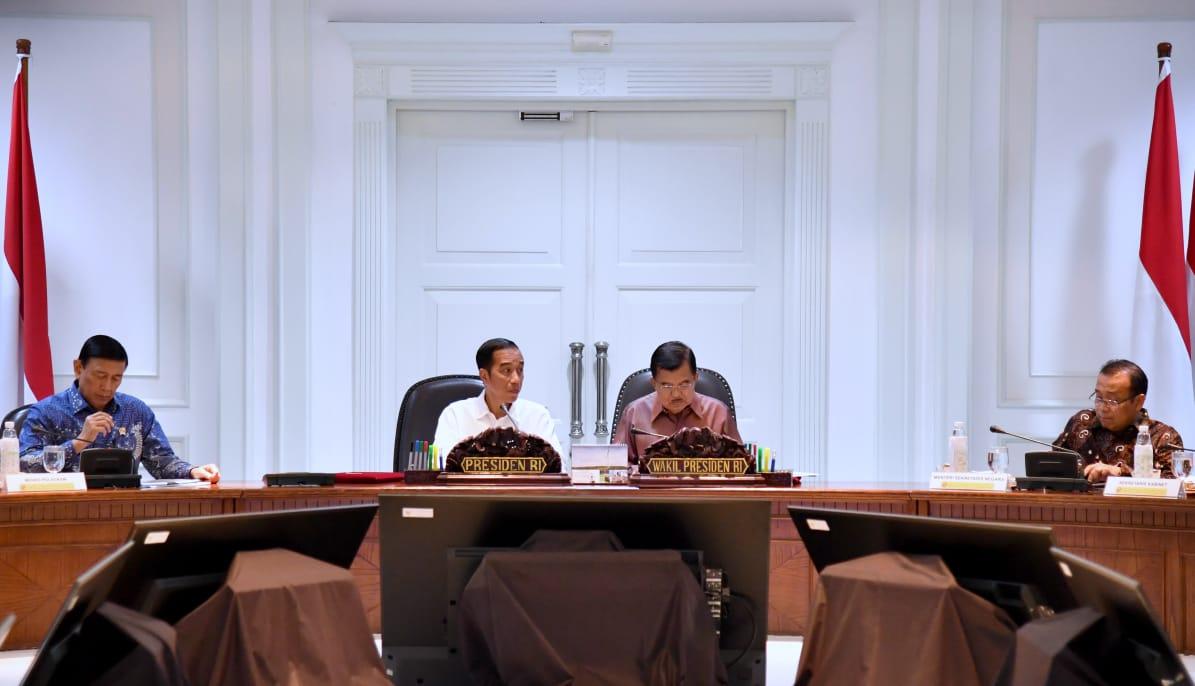 Presiden Jokowi Ucapkan Selamat kepada Presiden Erdogan Melalui Percakapan Telepon