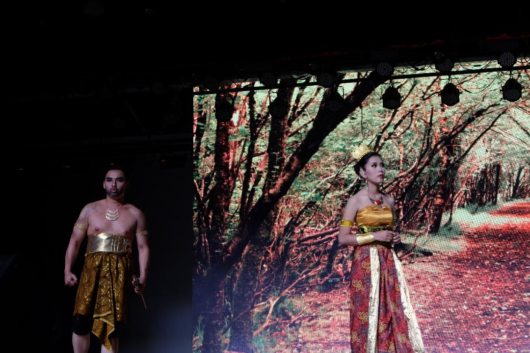 Opera Majapahit Pukau Ratusan Penonton di Cina