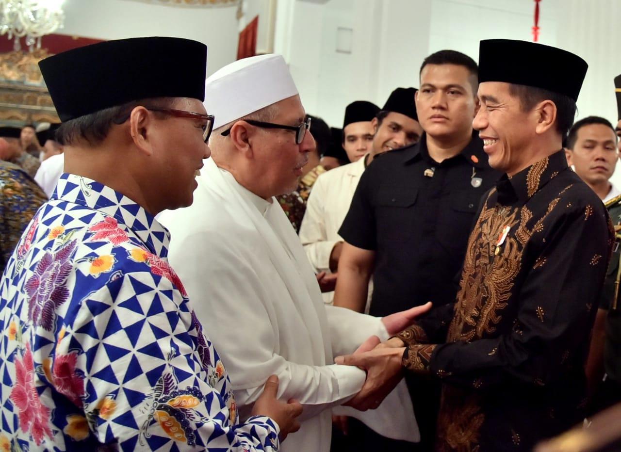 Presiden: Alquran Tetap Relevan Jadi Sumber Moral dan Inspirasi di Era Digitalisasi