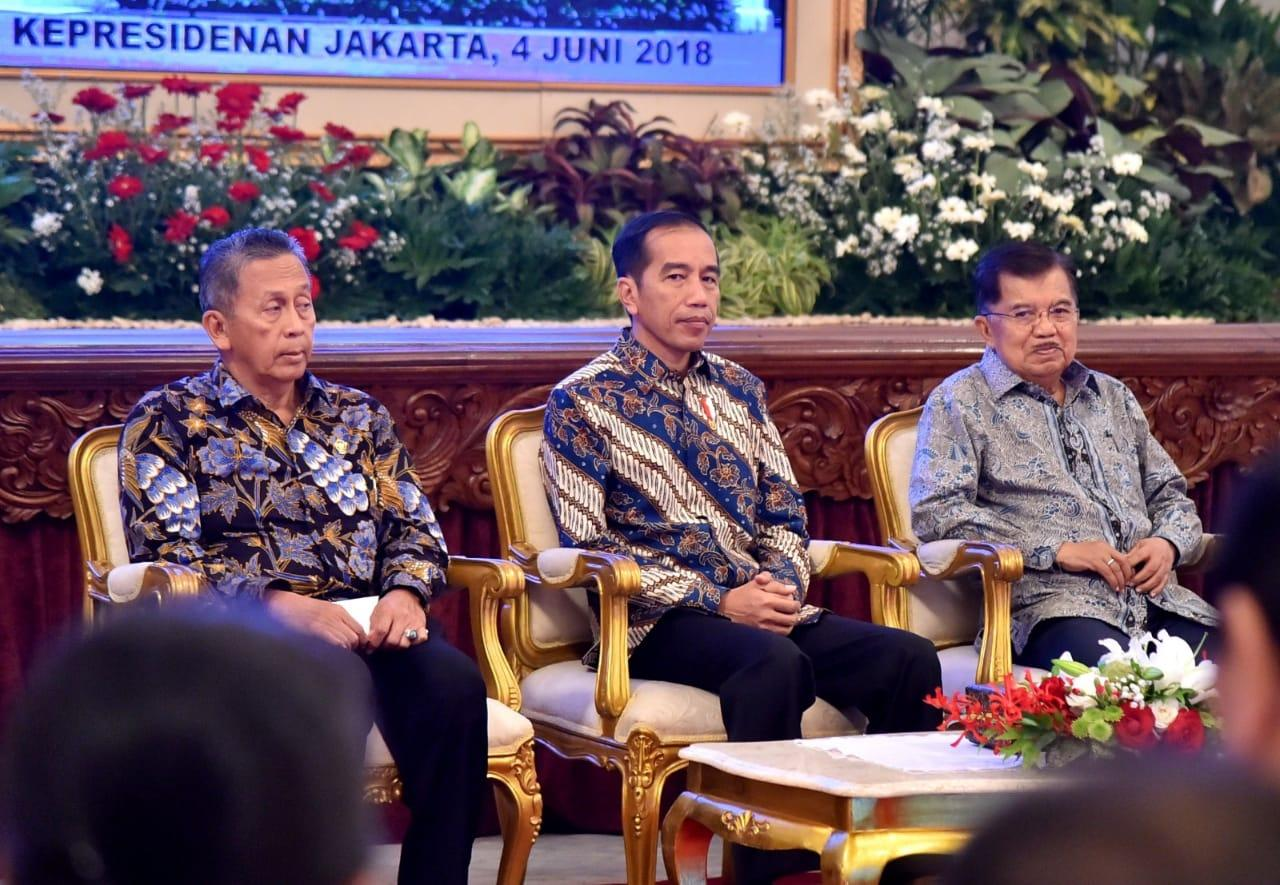 Presiden Ingatkan Pengelolaan Keuangan Negara Wujud Tanggung Jawab Moral Pada Rakyat