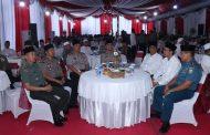 Komandan Lanal Batuporon Hadiri Safari Ramadan di Mapolres Bangkalan