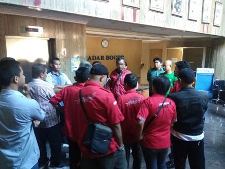 PWI Pusat Ambil Sikap Soal PDIP Luruk Kantor Radar Bogor