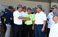 Berita Foto : Kasum TNI Hadiri Pembukaan Kejurnas Perahu Naga