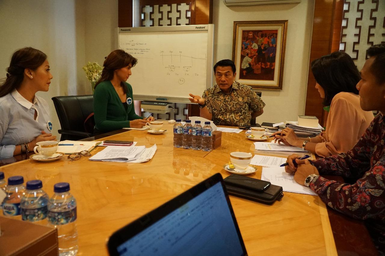 Garda Satwa Minta Dukungan Moeldoko Tegakkan Hukuman Berat untuk Penyiksa Hewan dan Satwa