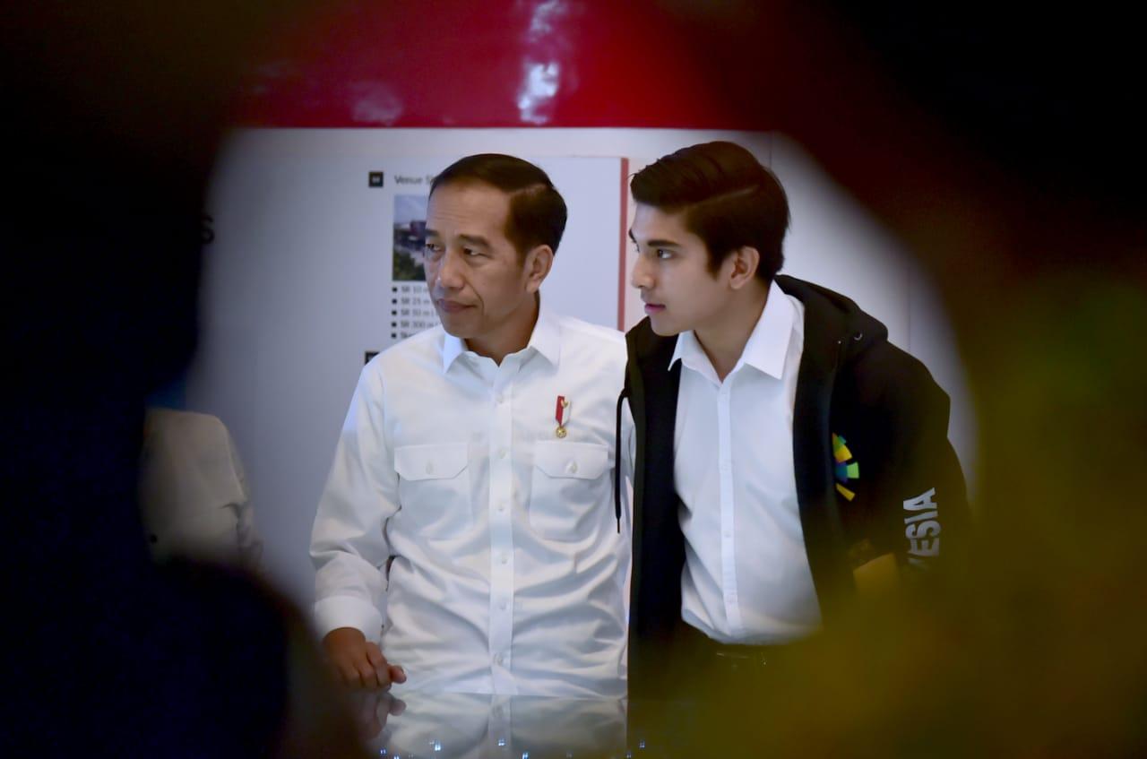 Presiden: Indonesia Siap Menyambut Asian Games 2018