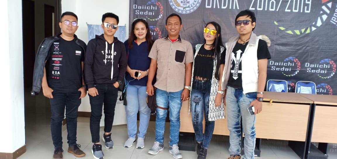 STIE ISM Gandeng Koramil 06/Tigaraksa Dan VBand Mensukseskan Ordik 2018/2019