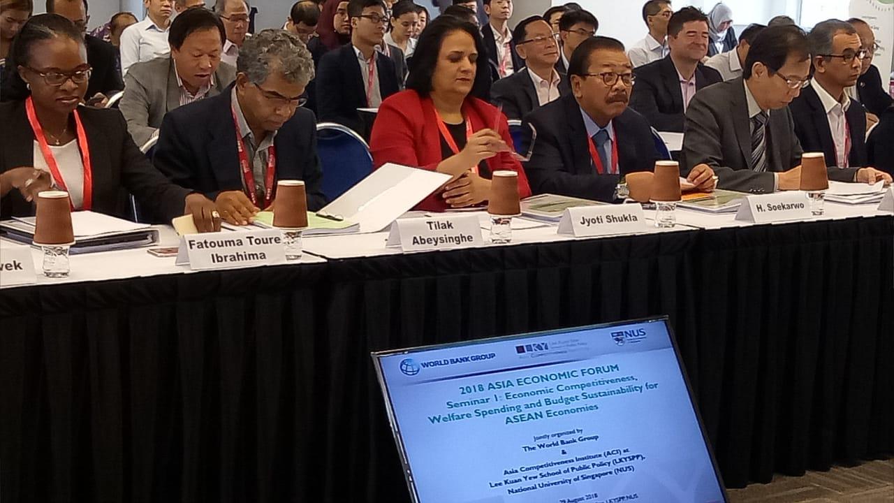 Di Singapura, Pakde Karwo Berbagi Kesuksesan Tumbuhkan Ekonomi Lewat UMKM