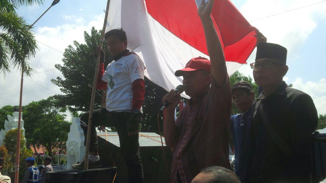 Semangat Warga Pakel Terus Berkobar Untuk Perjuangan Hak Atas Tanahnya