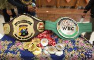 Besok Malam, Polres Malang Gelar Laga Big Macth Tinju WBC