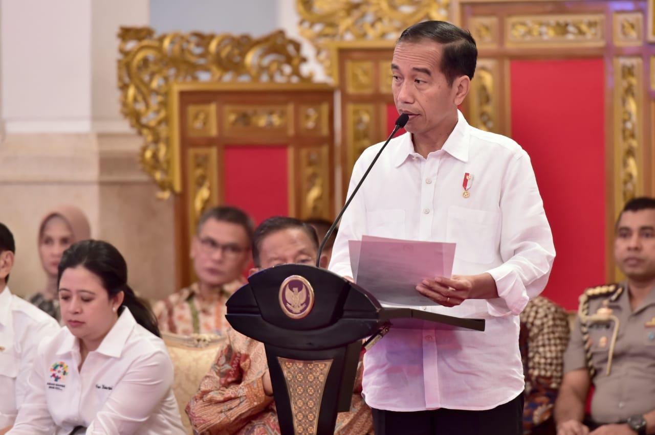 Presiden Tegaskan Pengembangan SDM Menjadi Prioritas Pemerintah
