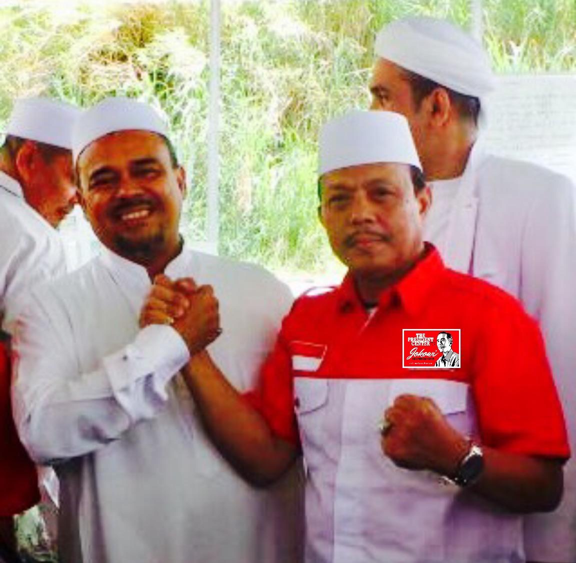 """FPI dan Ulama Menarik Dukungan ke Prabowo-Sandiaga Uno Karena Tidak Ikuti """"IJTIMA ULAMA"""""""