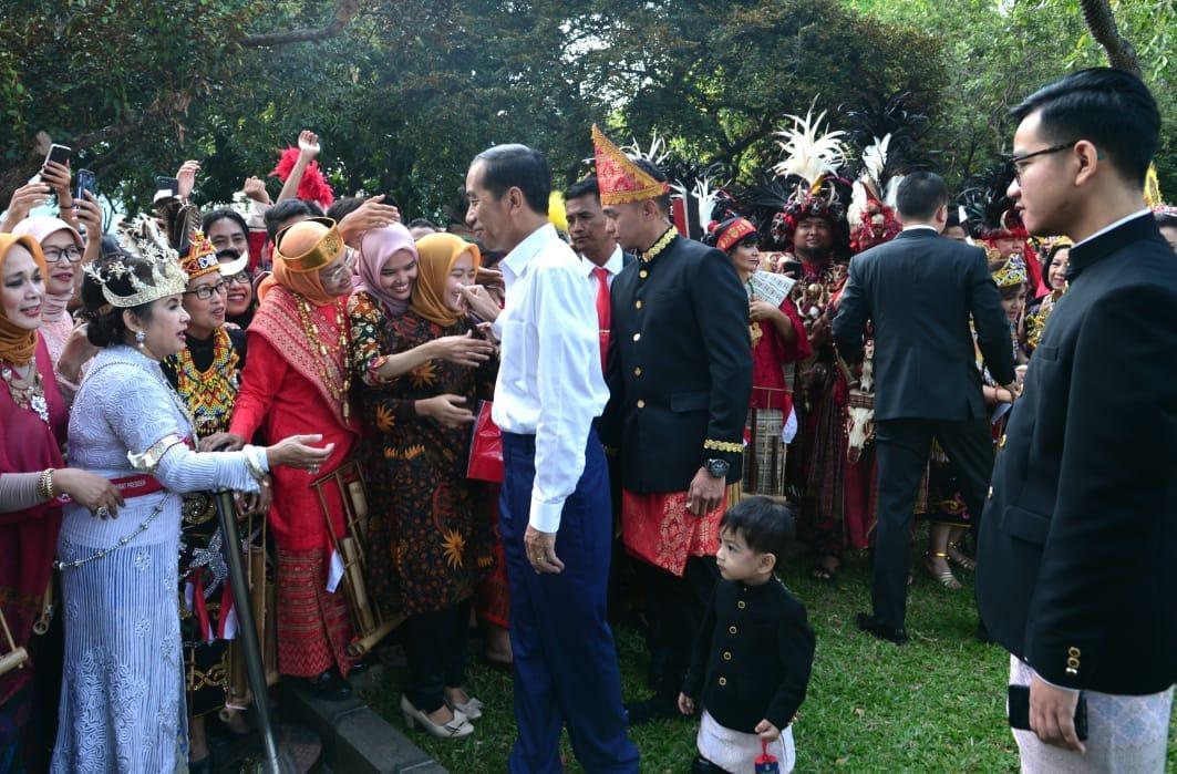 Susunan Petugas Upacara Penurunan Bendera Negara Sang Merah Putih di Istana Merdeka