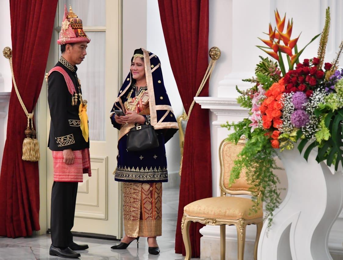 Tim Nusa Akan Kibarkan Sang Merah Putih di Istana Merdeka