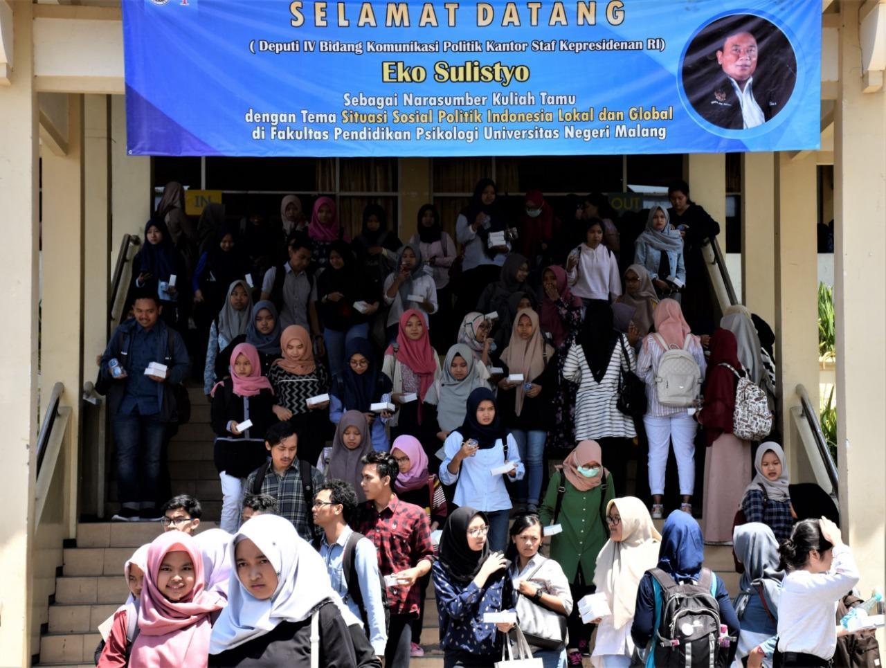 Kematangan Berpolitik dan Berdemokrasi Bangsa Indonesia Sudah Teruji