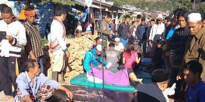 MPR dan DPR Minta Jokowi Tetapkan Gempa Lombok Bencana Nasional