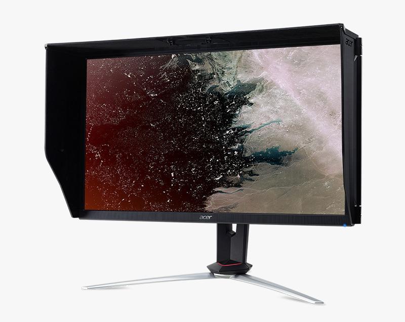 Acer Perkuat Lini Predator dan Nitro dengan Monitor Ultra High Resolution 27 Inci
